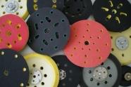 Полиуретанови дискове за ексцентършлайфмашини