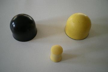 Кръгъл полиуретанов държач
