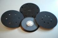 Умерено твърди полиуретанови дискове за ексцентършлайфмашини
