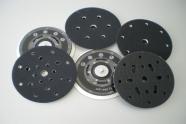 Бели Полиуретанови дискове за ексцентършлайфмашини