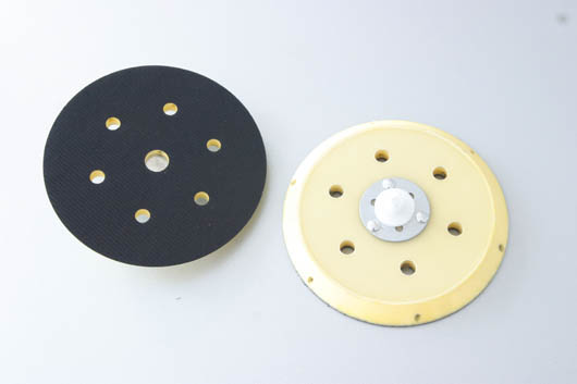 Меки Полиуретанови дискове за ексцентършлайфмашини